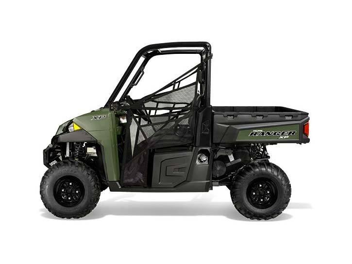 2014 Polaris Ranger XP 900 EPS 10