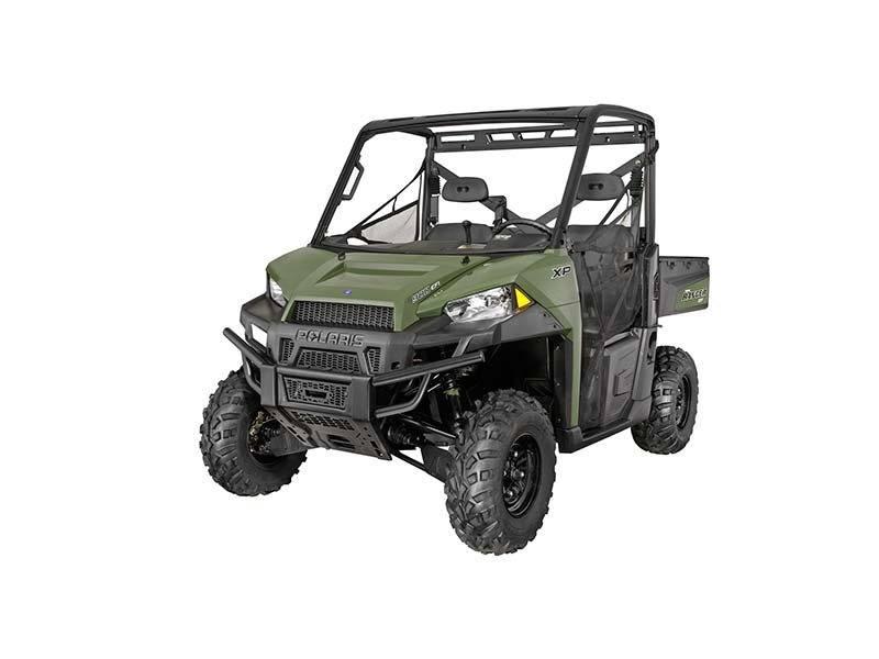 2014 Polaris Ranger XP 900 EPS 11