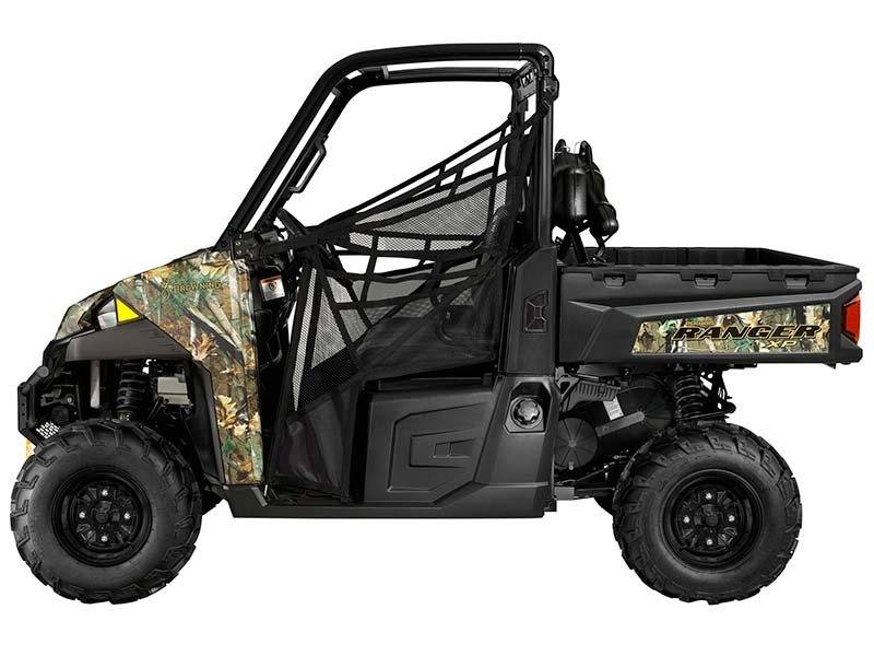 New 2014 Polaris Ranger XP® 900 EPS Browning® LE Utility ...