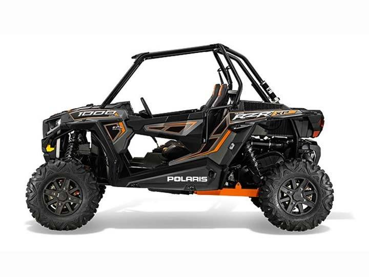2014 Polaris RZR XP 1000 EPS 8