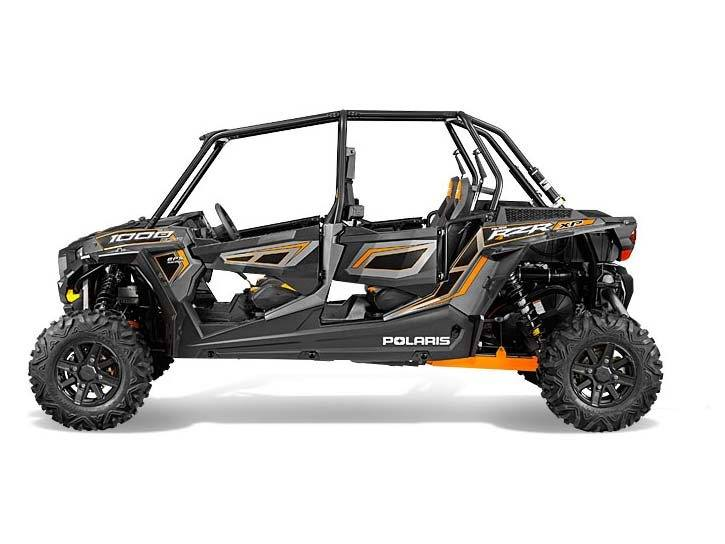 2014 Polaris RZR XP 4 1000 EPS for sale 35304