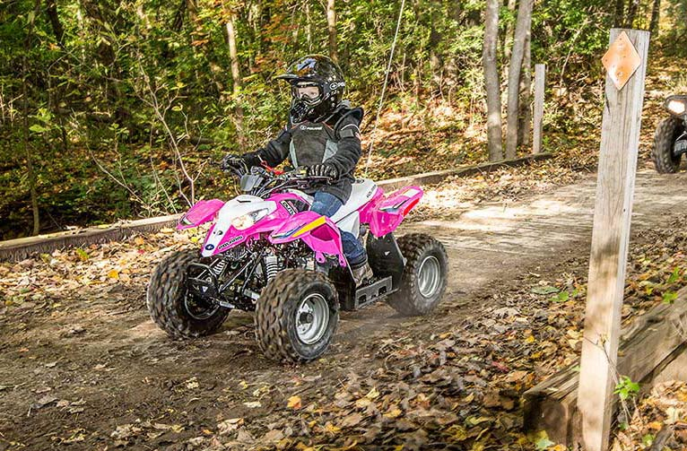 2015 Polaris Outlaw® 50 in Jackson, Minnesota