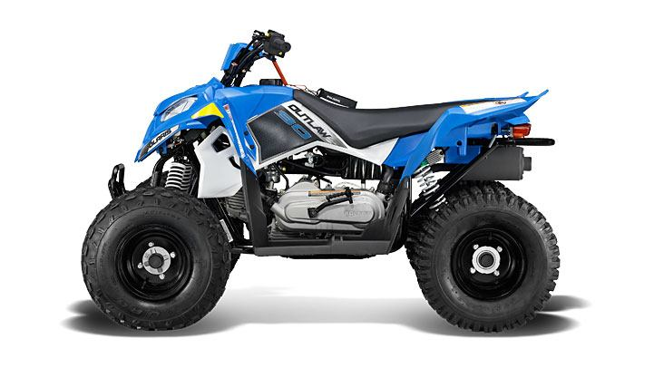 2015 Polaris Outlaw® 90 in Batavia, Ohio