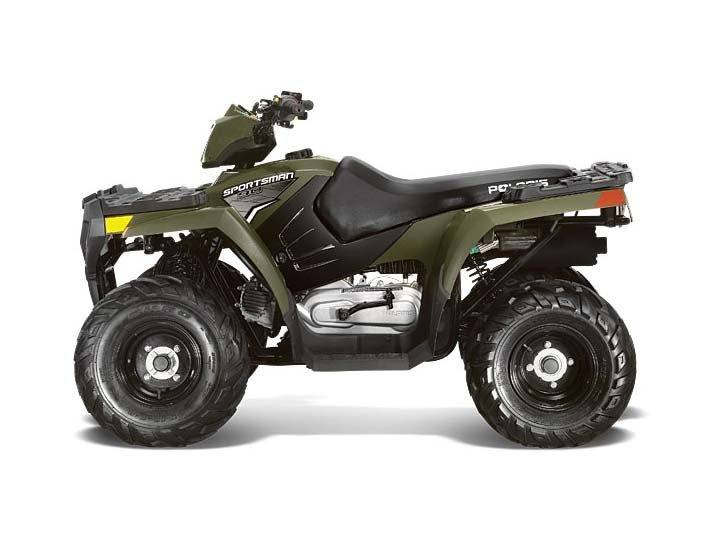 2015 Polaris Sportsman® 90 in Jackson, Minnesota