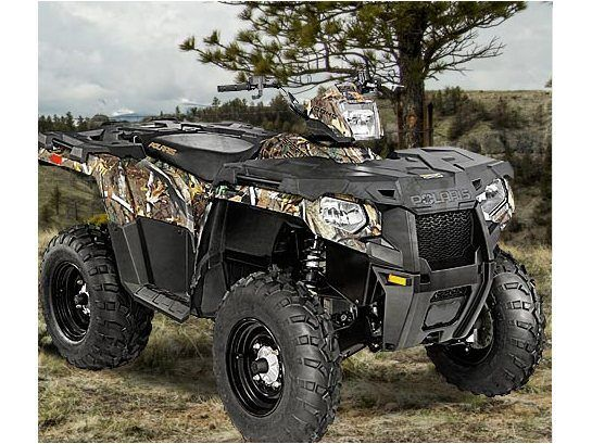 2015 Polaris Sportsman® 570 in Jackson, Minnesota