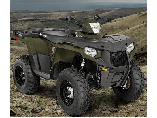 2015 Polaris Sportsman® 570 in Colebrook, New Hampshire