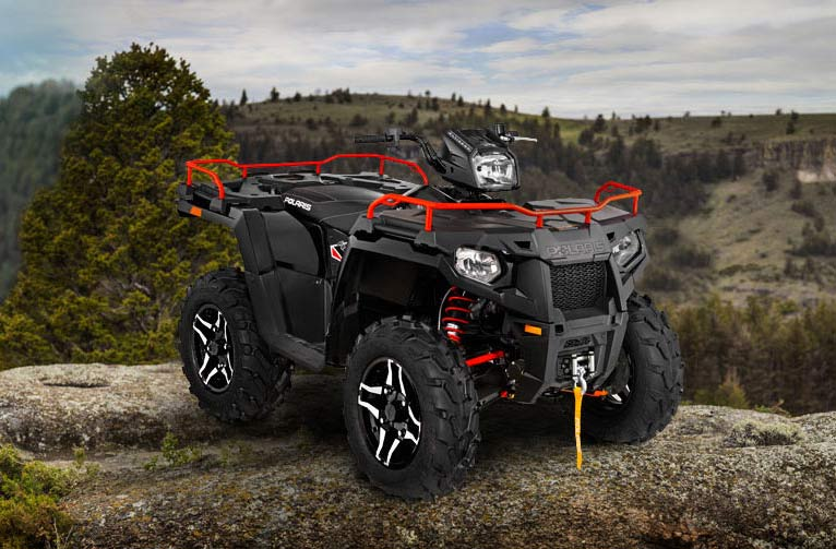 2015 Polaris Sportsman® 570 SP Limited Edition in Yuba City, California