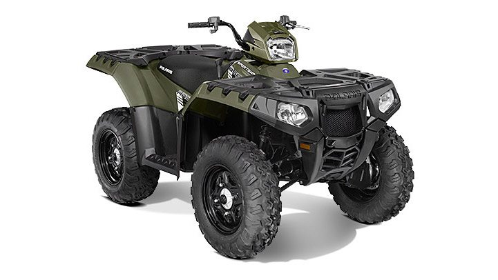 2015 Polaris Sportsman® 850 in Jackson, Minnesota