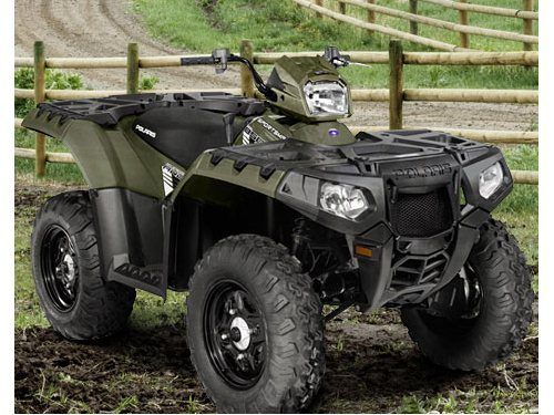 2015 Polaris Sportsman® 850 in Batavia, Ohio