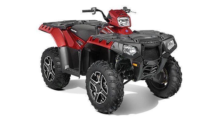 2015 Polaris Sportsman® 850 SP in Pierceton, Indiana