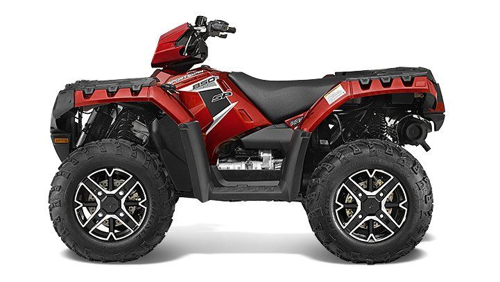 2015 Polaris Sportsman® 850 SP in Malone, New York - Photo 1