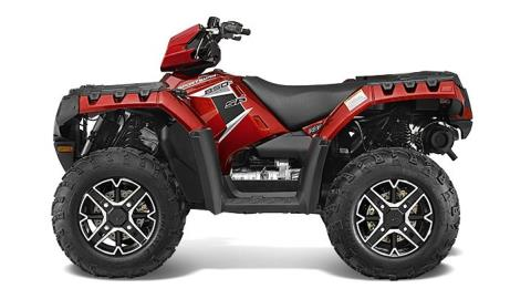 2015 Polaris Sportsman® 850 SP in Lake Mills, Iowa