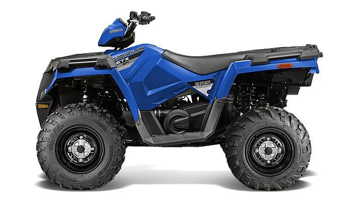 2015 Polaris Sportsman® ETX in Pierceton, Indiana