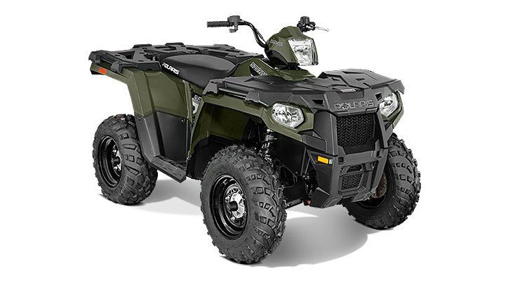 2015 Polaris Sportsman® ETX in Algona, Iowa