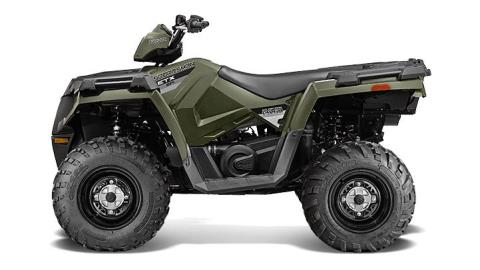 2015 Polaris Sportsman® ETX in Lake Mills, Iowa