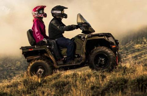 2015 Polaris Sportsman® Touring 570 in Woodstock, Illinois