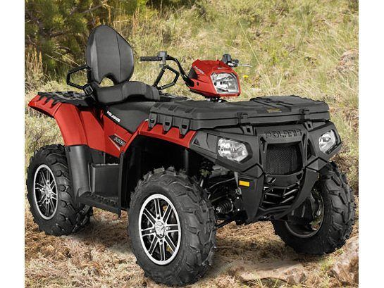 2015 Polaris Sportsman® Touring 850 SP in Yuba City, California