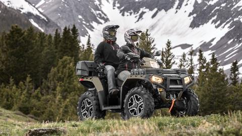 2015 Polaris Sportsman® Touring XP 1000 in Jackson, Minnesota