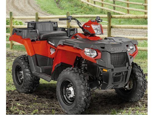 2015 Polaris Sportsman® X2 570 EPS in Jackson, Minnesota