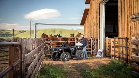 2015 Polaris Sportsman XP® 1000 EPS in Union Grove, Wisconsin - Photo 9