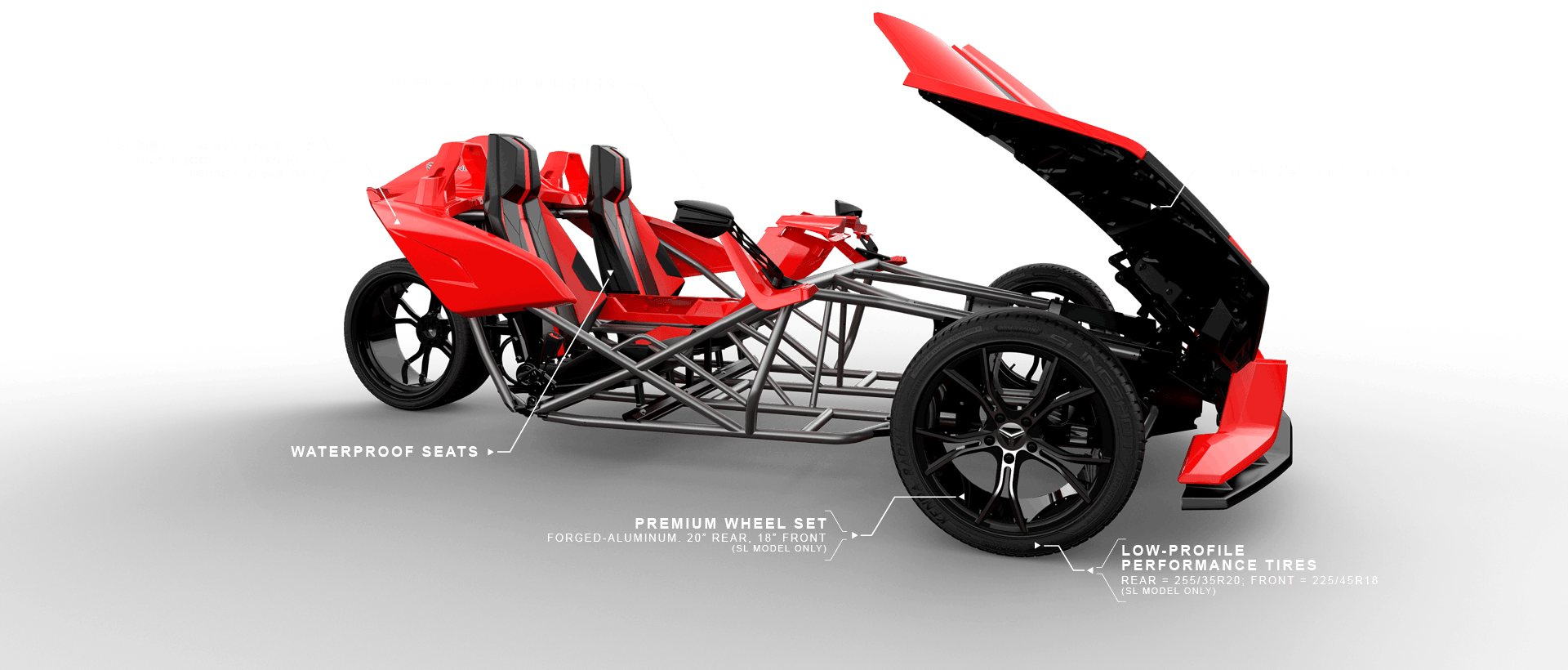 2015 Slingshot Slingshot™ SL in Utica, New York