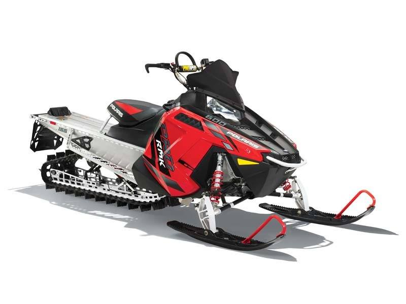 2015 Polaris 600 Pro-RMK® 155 in Jackson, Minnesota