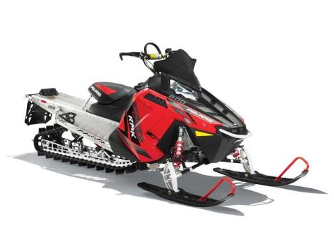 2015 Polaris 600 Pro-RMK® 155 ES in Algona, Iowa