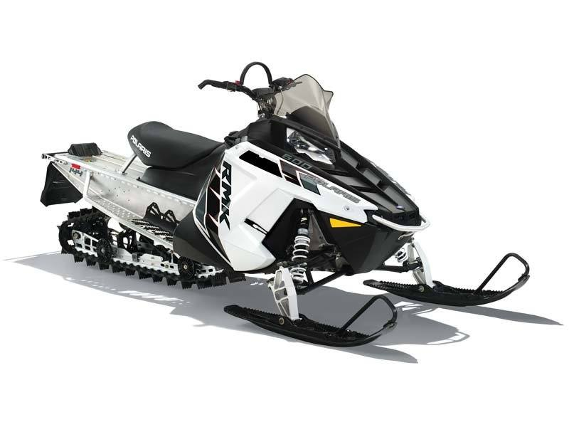 2015 Polaris 600 RMK® 155 in Bigfork, Minnesota
