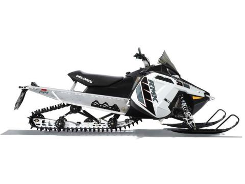 2015 Polaris 600 RMK® 155 ES in Lake Mills, Iowa