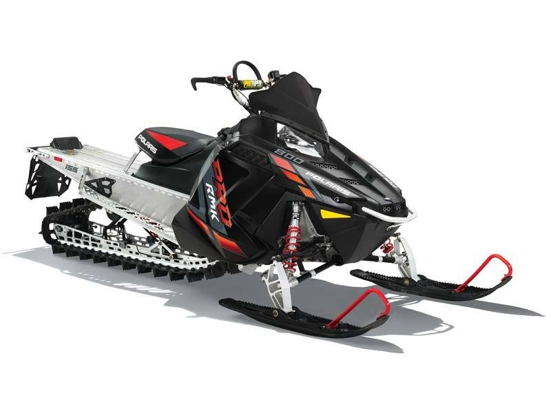 2015 Polaris 800 Pro-RMK® 155 in Jackson, Minnesota