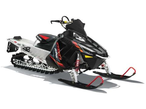 2015 Polaris 800 Pro-RMK® 155 ES in Algona, Iowa