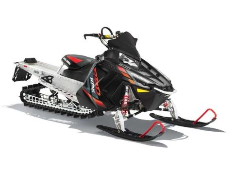 2015 Polaris 800 Pro-RMK® 163 ES in Algona, Iowa - Photo 2