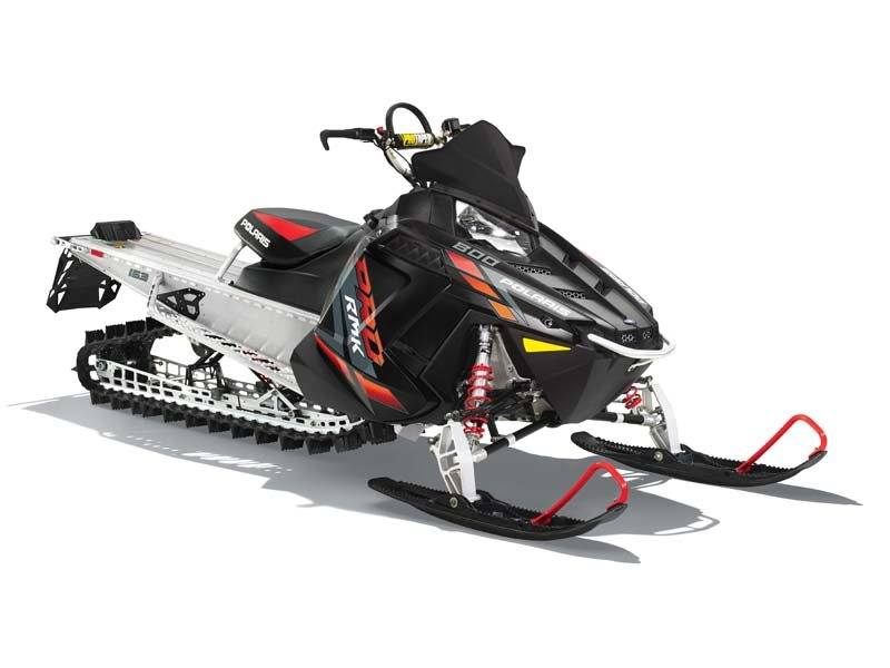 2015 Polaris 800 Pro-RMK® LE 163  F&O SC in Algona, Iowa