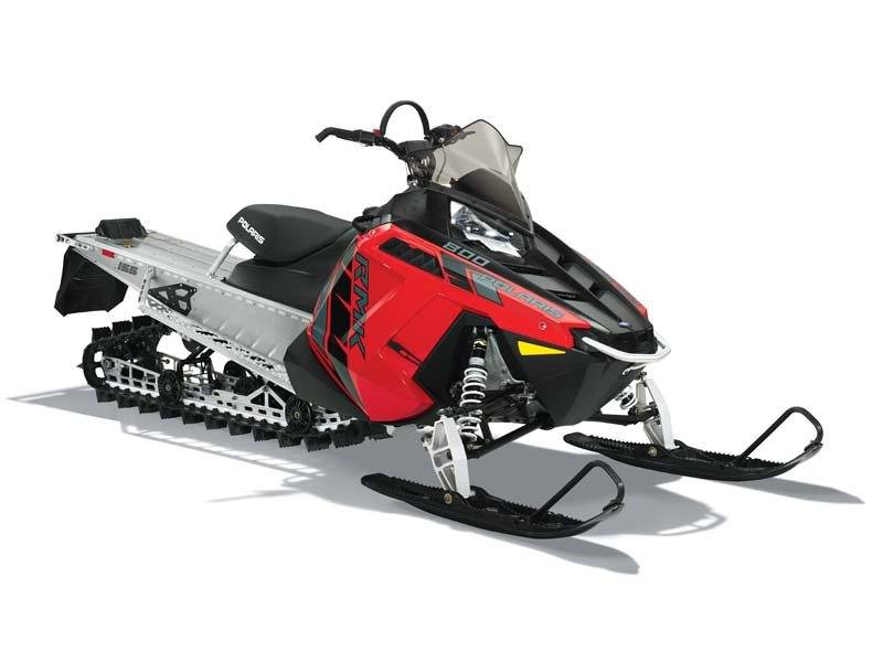 2015 Polaris 800 RMK® 155 in Jackson, Minnesota