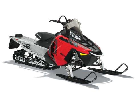2015 Polaris 800 RMK® 155 ES in Hooksett, New Hampshire