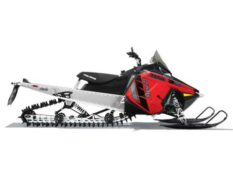 2015 Polaris 800 RMK® 155 LE F&O SC in Lake Mills, Iowa