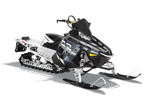 2015 Polaris 800 RMK® Assault 155 Powder in Jackson, Minnesota