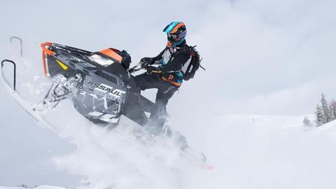 2015 Polaris 800 RMK® Assault 155 Powder ES in Algona, Iowa - Photo 5