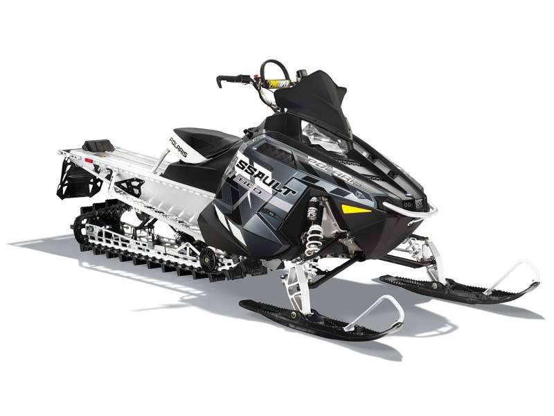 2015 Polaris 800 RMK® Assault 155 Powder ES in Algona, Iowa - Photo 2