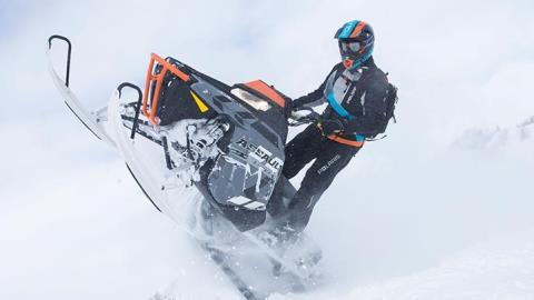 2015 Polaris 800 RMK® Assault 155 Powder ES in Algona, Iowa - Photo 6