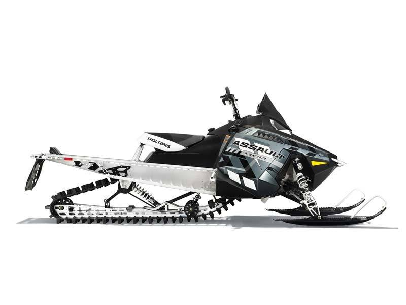 2015 Polaris 800 RMK® Assault 155 Powder ES in Algona, Iowa - Photo 1