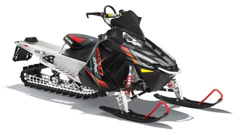 2015 Polaris 800 RMK® LE 163 SC F&O in Lake Mills, Iowa