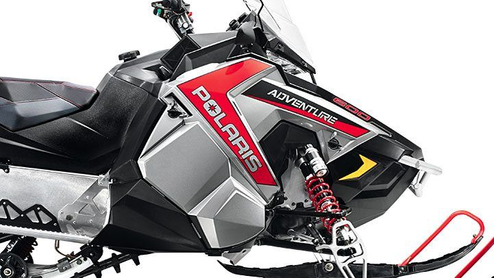 2015 Polaris 600 Switchback® Adventure in Annville, Pennsylvania - Photo 7