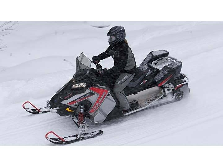2015 Polaris 600 Switchback® Adventure in Annville, Pennsylvania - Photo 8