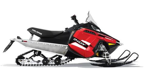 2015 Polaris 550 Indy® 121 in Lake Mills, Iowa