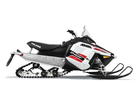 2015 Polaris 600 Indy® in Lake Mills, Iowa