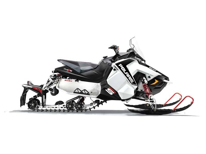 2015 600 Rush Pro-S