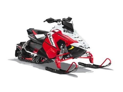 2015 Polaris 600 Rush® Pro-S - 60th Anniversary F&O SC in Lake Mills, Iowa