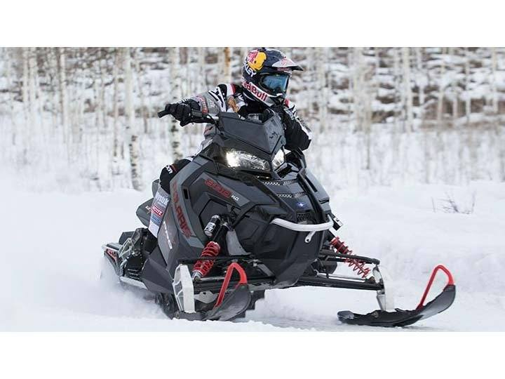 2015 Polaris 800 Rush® Pro-X - F&O SC in Algona, Iowa - Photo 6
