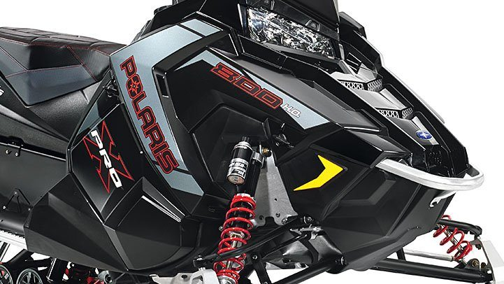 2015 Polaris 800 Rush® Pro-X - F&O SC in Algona, Iowa - Photo 4